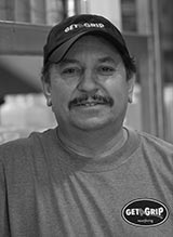 Mike Barela, Assistant Warehouse Manager